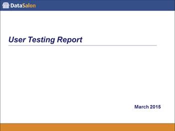 testing-report